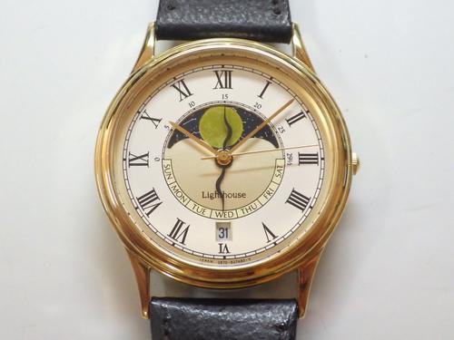 クォーツ式腕時計修理---シチズンライトハウス2870Aクォーツ腕時計【times-machine.com】《 時計修理 》【三田時計メガネ店@栃木県大田原市前田】