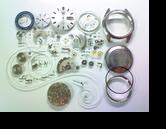 セイコー5(ファイブ)5126A自動巻腕時計分解掃除(オーバーホール)