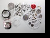 オメガスピードマスターΩ1143自動巻腕時計分解掃除(オーバーホール)