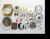 セイコーマジェスタ9533Bクォーツ腕時計分解掃除(オーバーホール)