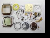 シチズンフォルマ3800Aクォーツ腕時計分解掃除(オーバーホール)