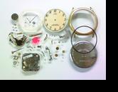 シチズンクラブラメールハイグレード2730クォーツ腕時計分解掃除(オーバーホール)