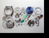 セイコータイプⅡ4623Aクォーツ腕時計分解掃除(オーバーホール)
