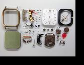 セイコードルチェ8N41Aクォーツ腕時計分解掃除(オーバーホール)