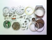 セイコータイプⅡ7546Aクォーツ腕時計分解掃除(オーバーホール)