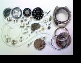 シチズンセブンスターデラックス5270E自動巻腕時計分解掃除(オーバーホール)