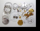 セイコーマチック6206B自動巻腕時計分解掃除(オーバーホール)