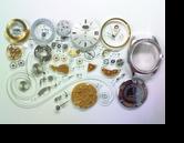 シチズンオートデーターセブン4130N自動巻腕時計分解掃除(オーバーホール)