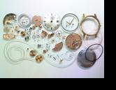 オメガΩ565自動巻腕時計分解掃除(オーバーホール)