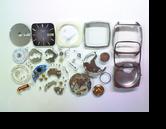 セイコー0923Aクォーツ腕時計分解掃除(オーバーホール)