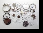 セイコー4S25A自動巻腕時計分解掃除(オーバーホール)