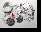 シチズンX8クロノマスター0802電子腕時計分解掃除(オーバーホール)