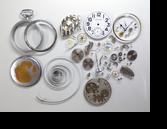 セイコー手巻提げ時計(19セイコー鉄道時計)分解掃除(オーバーホール)