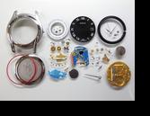 グッチETA955412クォーツ腕時計分解掃除(オーバーホール)