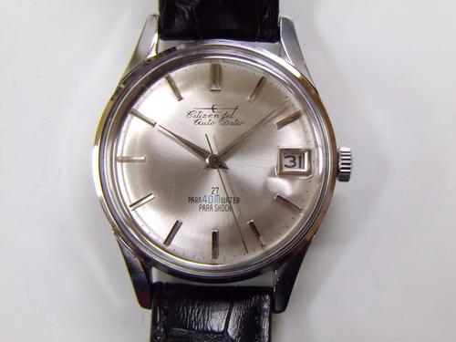 機械式腕時計修理---シチズンジェットオートデーターP21自動巻腕時計【times-machine.com】《 時計修理 》【三田時計メガネ店@栃木県大田原市前田】