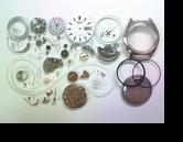 セイコーアクタス7019A自動巻腕時計分解掃除(オーバーホール)