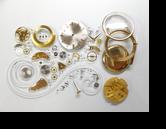 シチズンスーパージェットX自動巻腕時計分解掃除(オーバーホール)