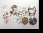 オメガシーマスターΩ354(ハーフローター)自動巻腕時計分解掃除(オーバーホール)