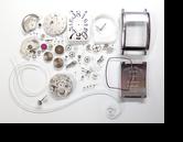 セカンドメイク・フランクミュラー自動巻腕時計分解掃除(オーバーホール)