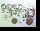 シチズンオートデーターセブン4112E自動巻腕時計分解掃除(オーバーホール)