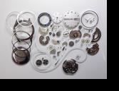 セイコー5スポーツマチック6619A自動巻腕時計分解掃除(オーバーホール)