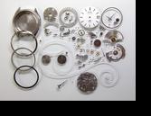 キングセイコー5245A自動巻腕時計分解掃除(オーバーホール)