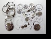 セイコー5アクタス7019A自動巻腕時計分解掃除(オーバーホール)