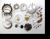 シチズン1802手巻腕時計分解掃除(オーバーホール)