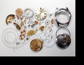 オメガシーマスターΩ564自動巻腕時計分解掃除(オーバーホール)
