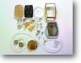 ニコル(nicole)H138011手巻腕時計分解掃除(オーバーホール)