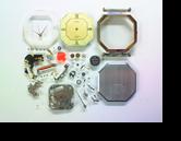 シチズンデューク2730クォーツ腕時計分解掃除(オーバーホール)