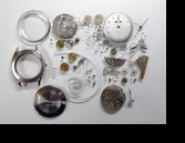 ジラールペルゴ手巻腕時計分解掃除(オーバーホール)