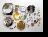 テクノステクノトロンESAY29154電子腕時計分解掃除(オーバーホール)