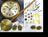 TREASORE EXACTNESS重錘式大型置時計(ホールクロック)分解掃除(オーバーホール)