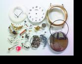 シチズンフォルマ5634Fクォーツ腕時計分解掃除(オーバーホール)