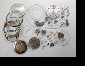 シチズンクロノマスター0920手巻腕時計分解掃除(オーバーホール)