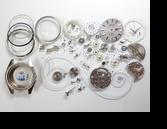 キングセイコー5626A自動巻腕時計分解掃除(オーバーホール)
