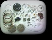 シチズンセブンスターデラックス5270自動巻腕時計 分解掃除(オーバーホール)---もうちょっと詳しく・・・拡大版【OVERHAUL】《 時計分解 》【times-machine.com】時計修理の分解工程・組立工程へ