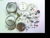 シチズンコスモトロンX80840電子腕時計 分解掃除(オーバーホール)