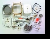 シチズンカスタリア1100Aクォーツ腕時計 分解掃除(オーバーホール)