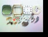 シチズンライトハウス3630Aクォーツ腕時計 分解掃除(オーバーホール)