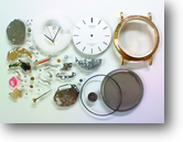 シチズン4645Aクォーツ腕時計分解掃除(オーバーホール)
