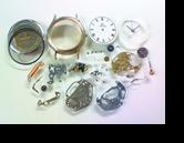 シチズンライトハウス6031Aクォーツ腕時計 分解掃除(オーバーホール)