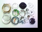 シチズンフォルマ7821Aエコドライブクォーツ腕時計 分解掃除(オーバーホール)---もうちょっと詳しく・・・拡大版【OVERHAUL】《 時計分解 》【times-machine.com】時計修理の分解工程・組立工程へ