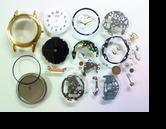 シチズンフォルマB230エコドライブクォーツ腕時計 分解掃除(オーバーホール)---もうちょっと詳しく・・・拡大版【OVERHAUL】《 時計分解 》【times-machine.com】時計修理の分解工程・組立工程へ