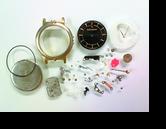 シチズンYSLイヴサンローラン2200Aクォーツ腕時計 分解掃除(オーバーホール)
