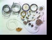 オリスポインターデイトETA2688自動巻腕時計 分解掃除(オーバーホール)