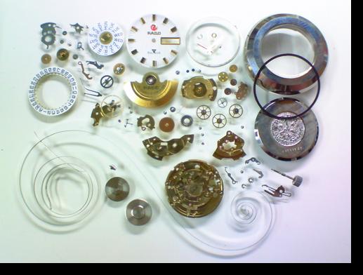 51.ラドーバルボアETA2879自動巻腕時計分解掃除(オーバーホール)