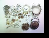 リコーダイナミックオート自動巻腕時計分解掃除(オーバーホール)