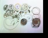 セイコーロードマチック5606A自動巻腕時計分解掃除(オーバーホール)